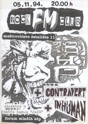 plakat Rock FM