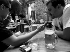 Foto Natasha Kadin : Intervju s Alenom Munitićem